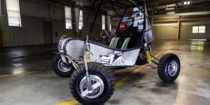MTU Baja Enterprise Wheel Force Transducer Testing