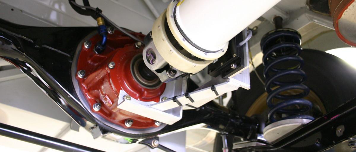 车辆受力部件定制传感器