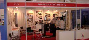 MSC连续10年参加中国测试相关博览会